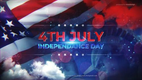 Videohive - USA Independence Day