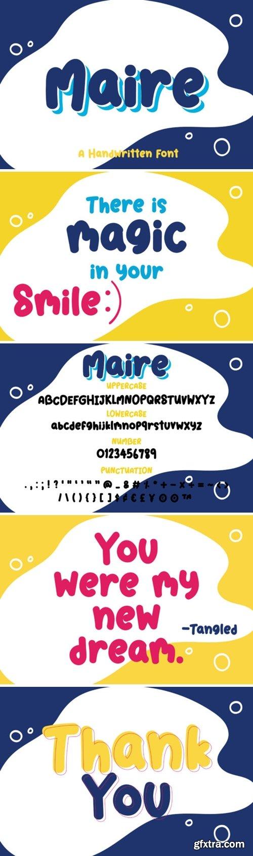 Maire Font