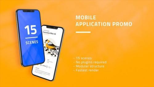 Videohive - Mobile Application Promo
