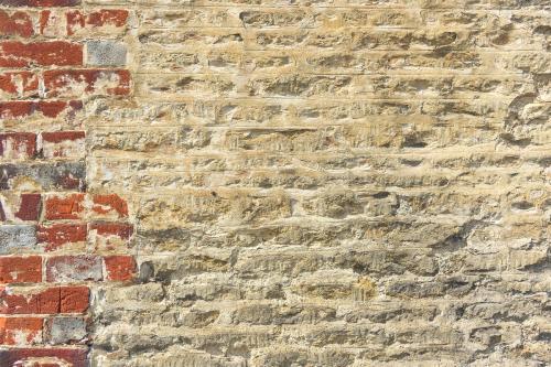 Brick Facade Grunge Masonry Old Pattern Concept - 14345