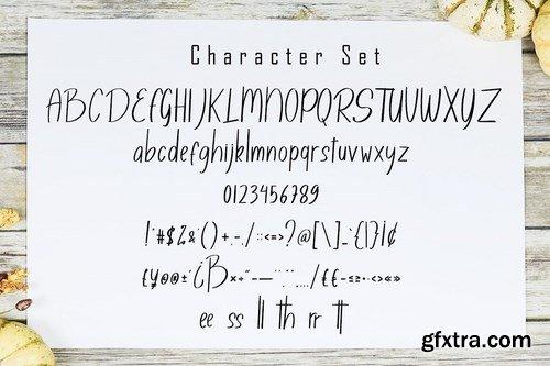 Dattesea Fun Display Font