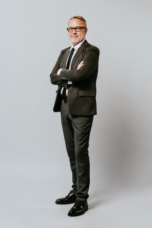 Businessman adult portrait occupation concept - 2020064
