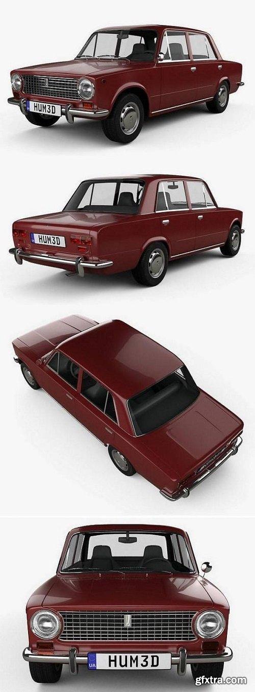 VAZ Lada 2101 1970