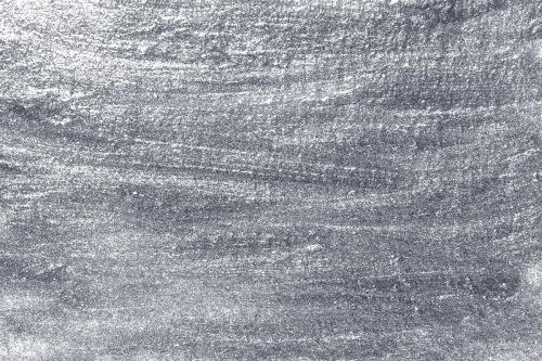 Roughly silver painted concrete wall surface background - 596880
