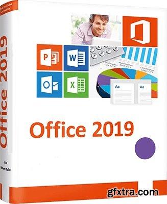 Microsoft Office Professional Plus 2016-2019 Retail-VL v2006 Build 13001.20266 (x64) Multilingual