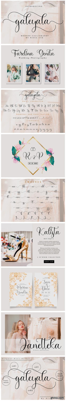 Galeyala Font