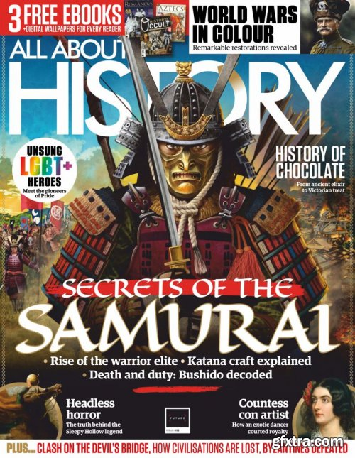 All About History - Issue 92, 2020