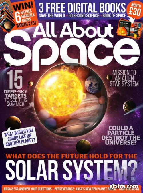 All About Space - Issue 105, 2020