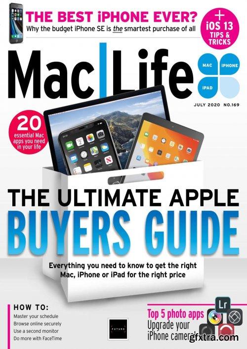 Mac Life UK - Issue 169, July 2020