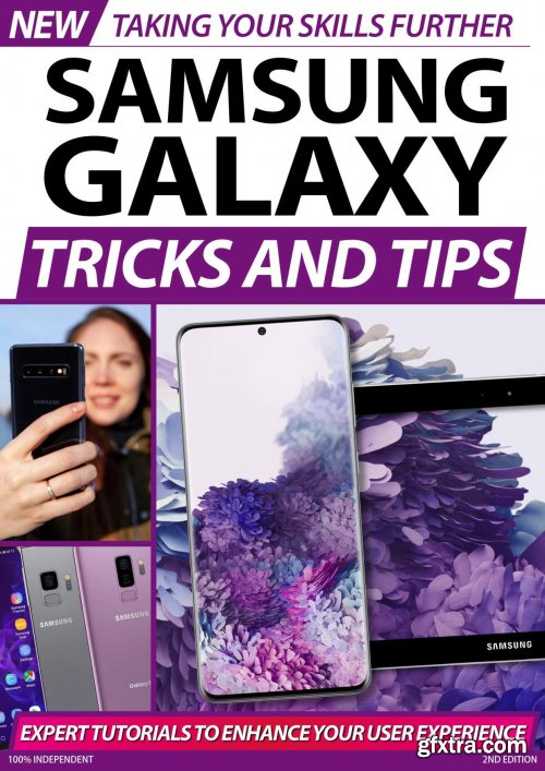 Samsung Galaxy, tricks and tips - 2nd Edition 2020