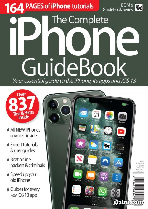 The Complete iPhone GuideBook - VOL 30, 2020
