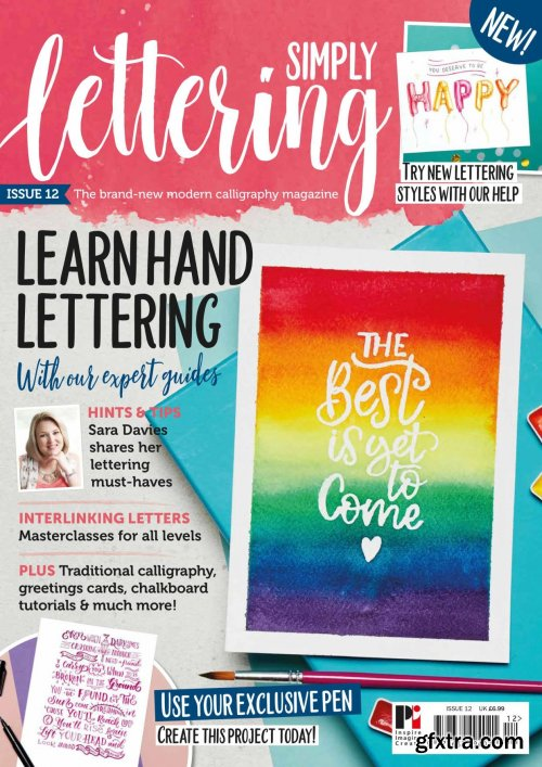 Simply Lettering - Issue 12, 2020