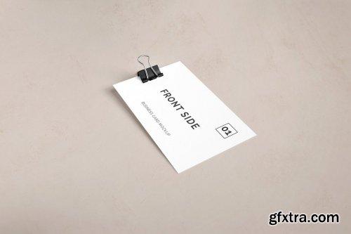 CreativeMarket - Business Card Mockups Vol.4 5038403
