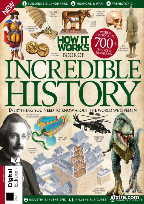 How It Works: Book Of Incredible History - 12th Edition, 2019