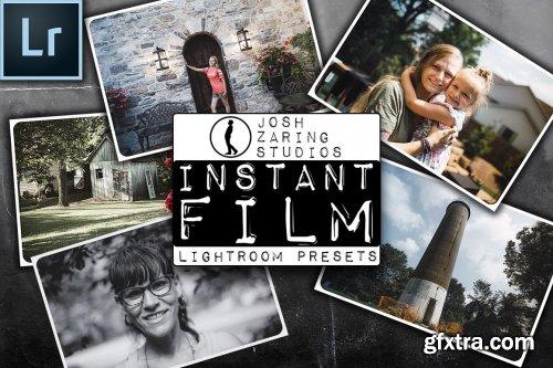 CreativeMarket - Instant Film Lightroom Presets 5006787