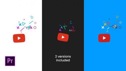 Videohive - Quick Youtube Logo   For Premiere Pro