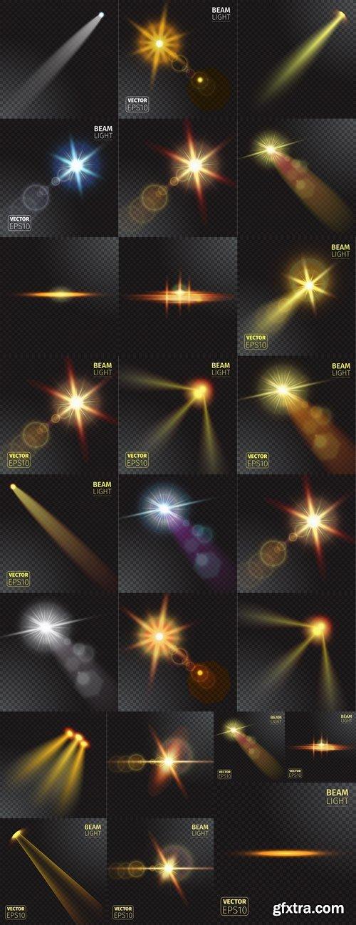Light effect line beam laser 25 EPS