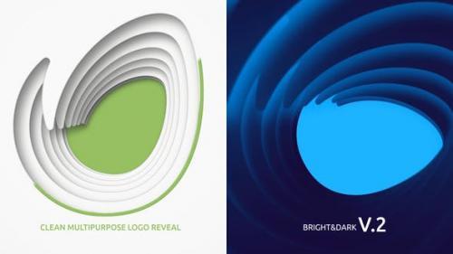 Videohive - Clean multipurpose Logo reveal