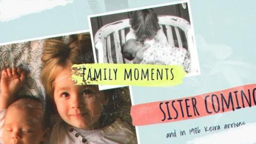 Videohive - Family Moments Slideshow