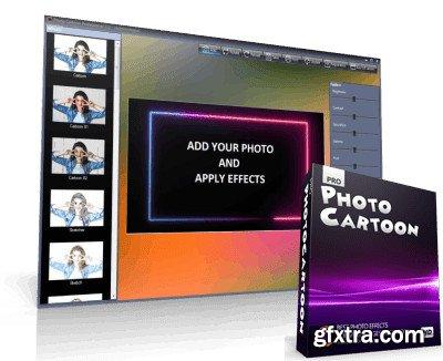 PhotoCartoon Professional 2.2 Portable