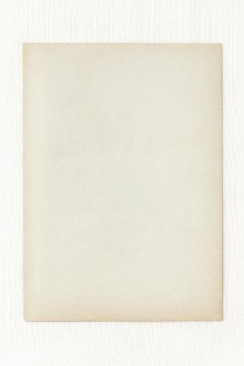 Blank vintage craft paper template - 1201849