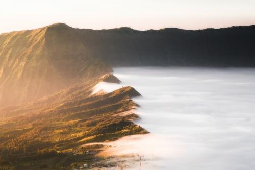 Sunrise at Mount Bromo, Indonesia - 1204774