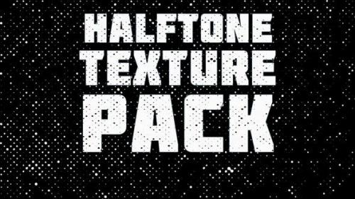 Videohive - Halftone Texture Pack