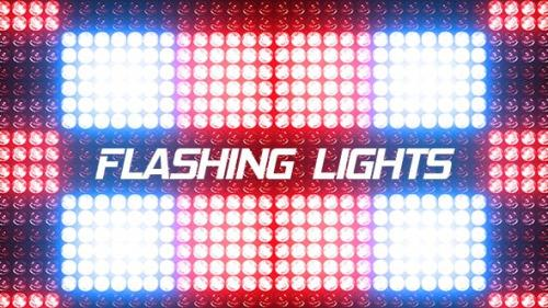 Videohive - Flashing Lights Pack