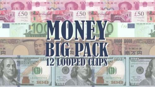 Videohive - Money Big Pack