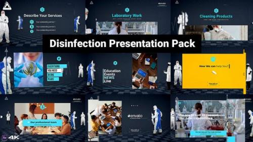 Videohive - Desinfection Presentation Pack