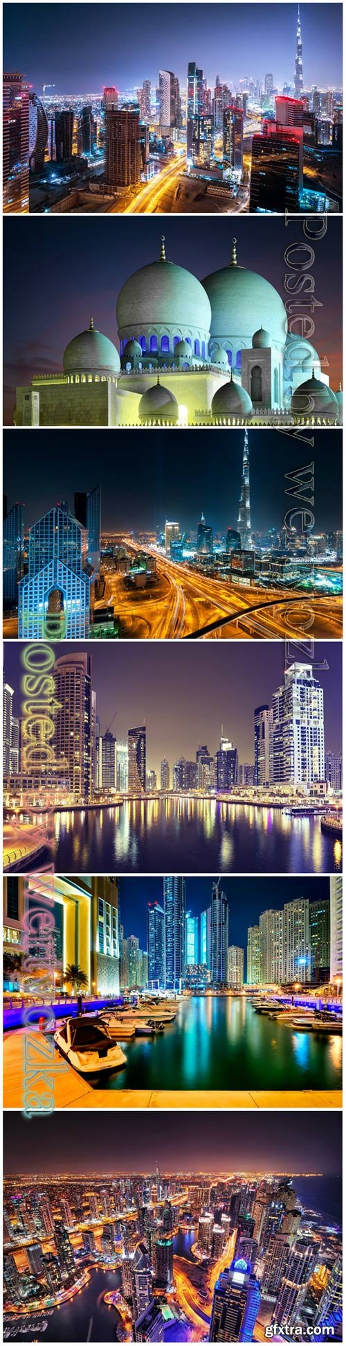 Beautiful night cityscape beautiful stock photo