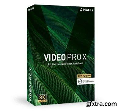 MAGIX Video Pro X12 v18.0.1.82 (x64) Multilingual