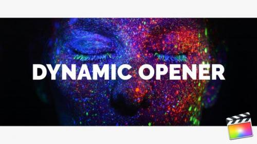 Videohive - Dynamic Opener