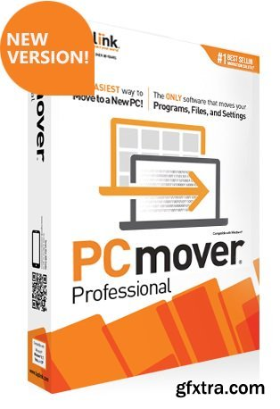 PCmover Professional 11.2.1013.422 Multilingual