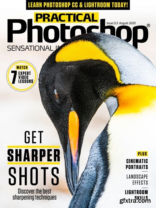 Practical Photoshop - August 2020 (True PDF)