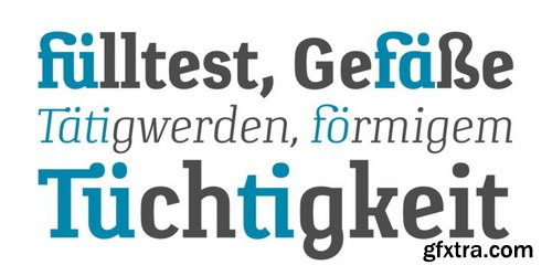 Verge Font Family