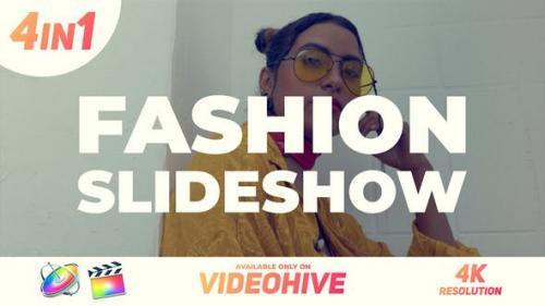 Videohive - Fashion Slideshow