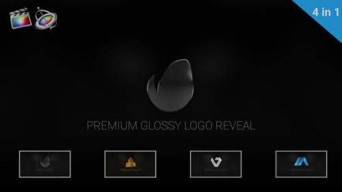Videohive - Premium Glossy Logo Reveal