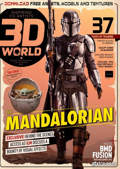 3D World - September 2020