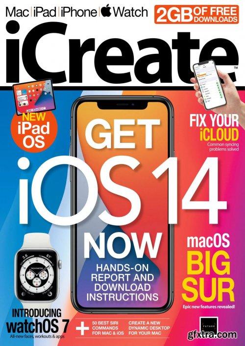 iCreate UK - Issue 214, 2020