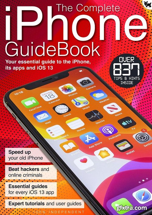 The Complete iPhone GuideBook - August 2020