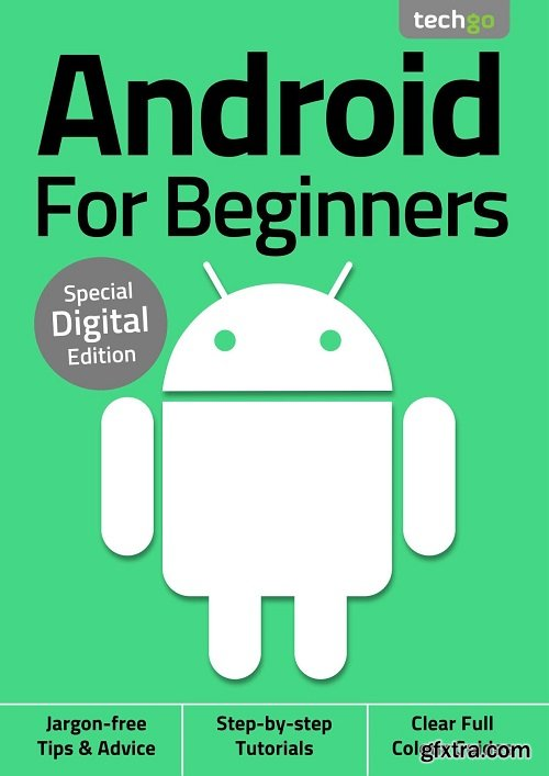 Android For Beginners - 3rd Edition 2020