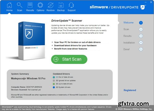 SlimWare DriverUpdate 5.8.13.48 Multilingual