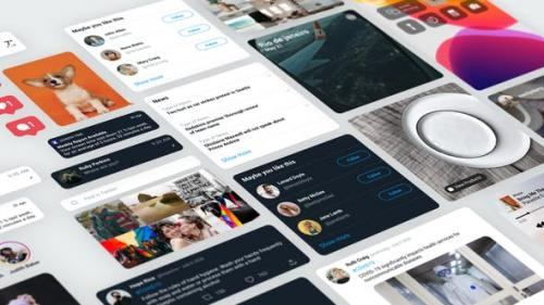 Videohive - Social Media Posts for After Effects
