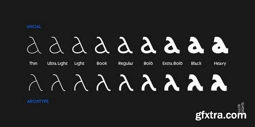 Gallos Font Family