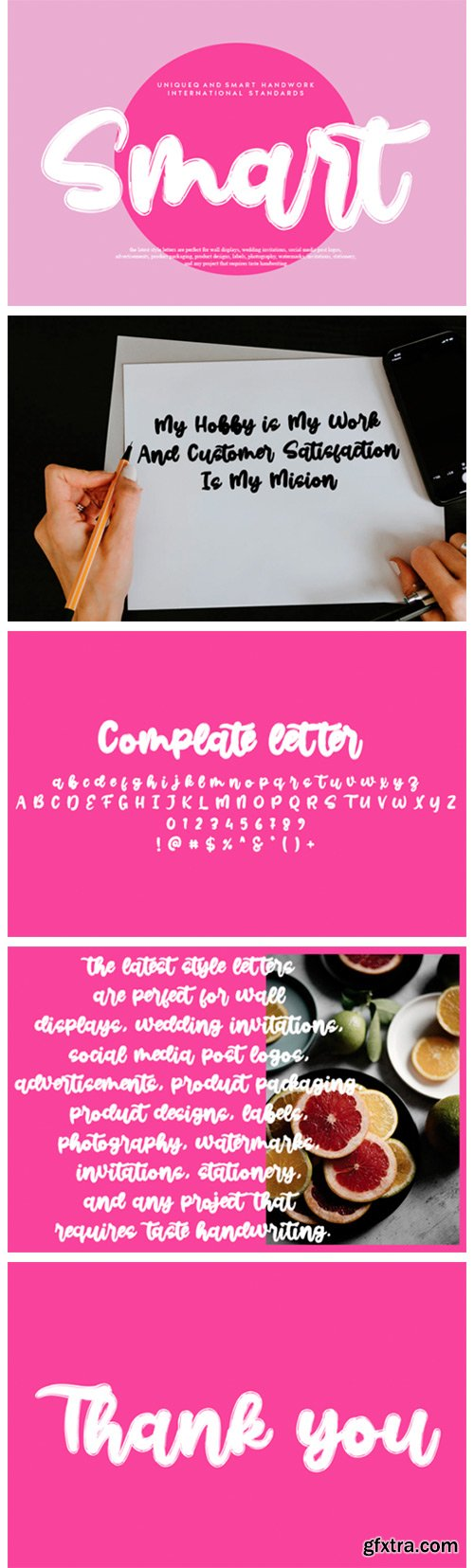 Smart Font