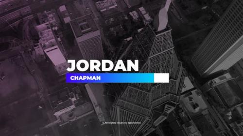 Videohive - Fast & Clean Lower Thirds