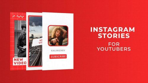 Videohive - Instagram Stories for YouTubers