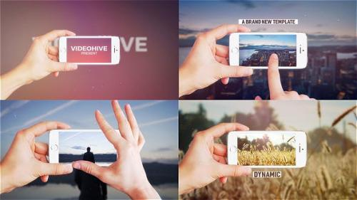 Videohive - Smartshow – Clean Smartphone Slideshow