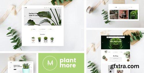 ThemeForest - Plantmore v1.0 - Organic & Plant Responsive Prestashop Theme - 27962829